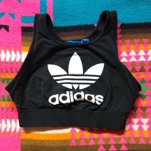 Adidas Originals Sports Bra Top